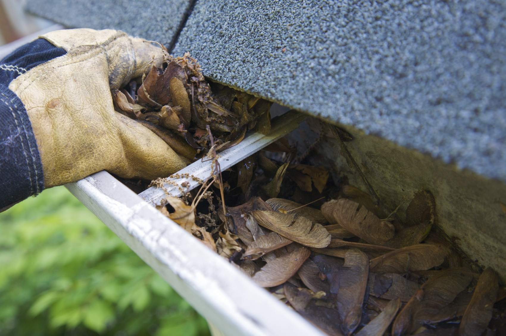 gutter cleaning shreveport bossier