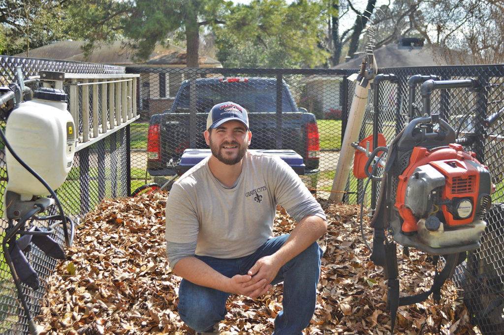 landscaping in shreveport