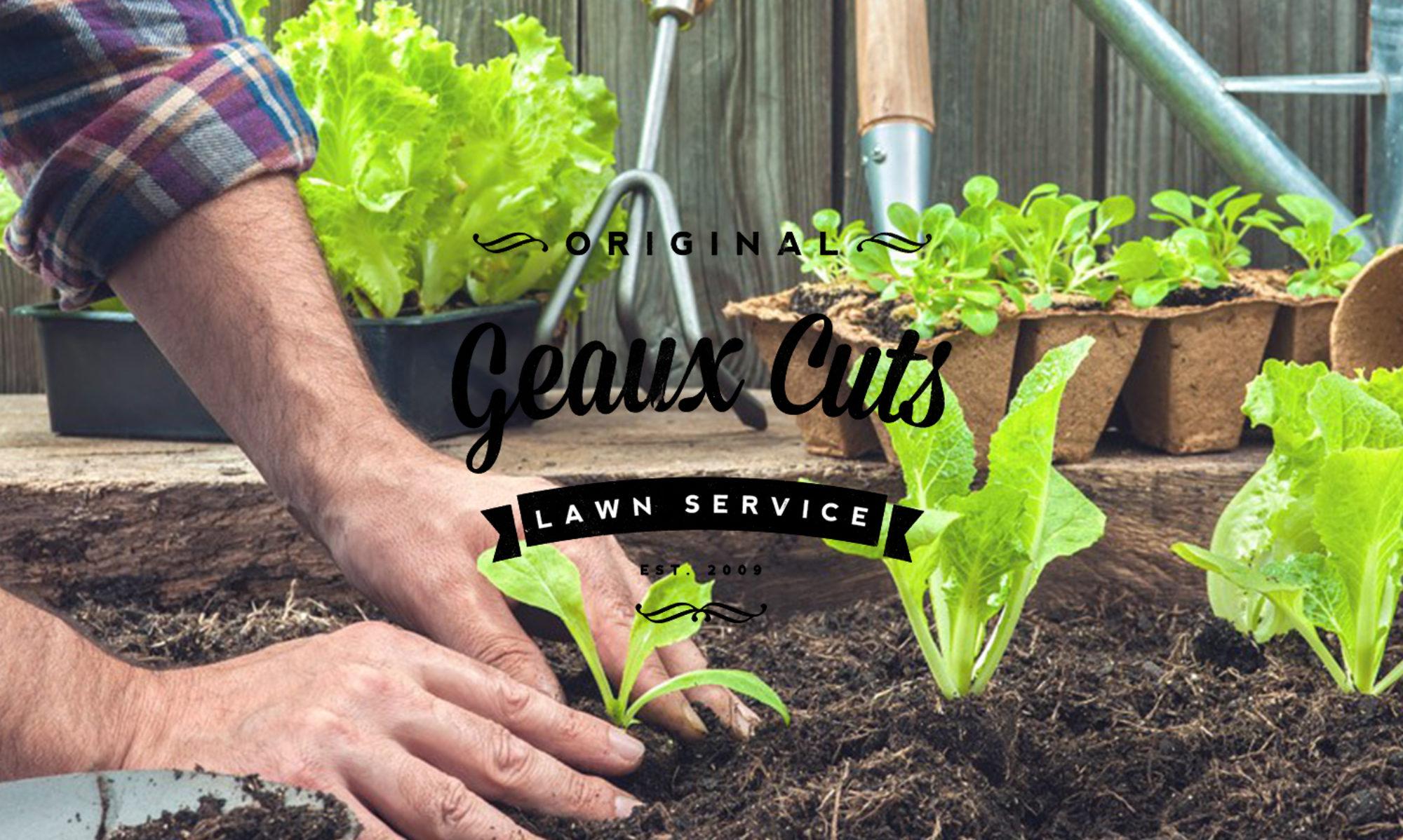 Geaux Cuts Landscaping